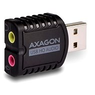 AXAGON ADA-15 HQ MINI - Externe Soundkarte