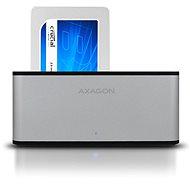 AXAGON ADSA-SM COMPACT Dock grau - Externe Docking-Station