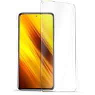 AlzaGuard 2.5D Case Friendly Glass Protector für Xiaomi POCO X3 / POCO X3 Pro - Schutzglas