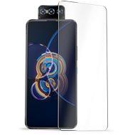 AlzaGuard 2.5D Case Friendly Glass Protector für Asus Zenfone 8 Flip - Schutzglas