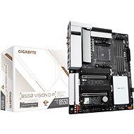 GIGABYTE B550 VISION D-P Mainboard - Motherboard