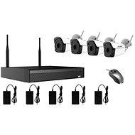 AIPA NK4-T50L3W-0360 WiFi Kamerasystem Set - IP-Kamera