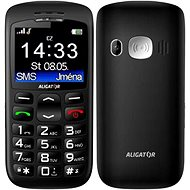 Aligator A670 Senior Black - Handy