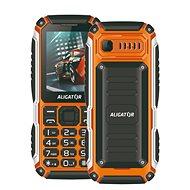 Aligator R30 eXtremo schwarz/orange - Handy