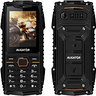 Aligator R15 eXtremo schwarz - Handy