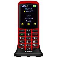 Aligator A700 Senior Rot - Handy