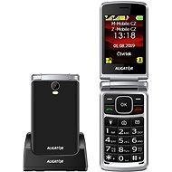 ALIGATOR V710 Senior Schwarz - Handy
