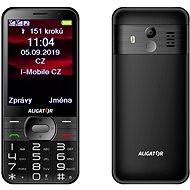 ALIGATOR A900 GPS Senior schwarz - Handy