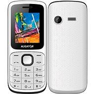 Aligator D210 Dual SIM Weiß - Handy