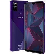 Aligator S6500 Duo Crystal 32 GB lila - Handy