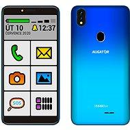 Alligator S5540 SENIOR Mobiltelefon - blauer Farbverlauf - Handy