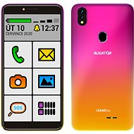 Aligator S5540 SENIOR Mobiltelefon - rosa Farbverlauf - Handy