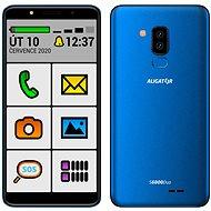 Alligator S6000 SENIOR Mobiltelefon - blau - Handy