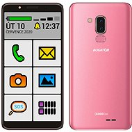 Alligator S6000 SENIOR Mobiltelefon - pink - Handy