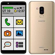 Alligator S6000 SENIOR Mobiltelefon - gold - Handy