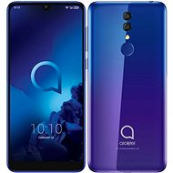 Alcatel 3 Gradient Purple - Handy