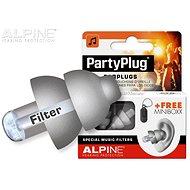 ALPINE PartyPlug Silver Grey - Zubehör