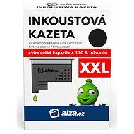 Alza HP 21 XL Schwarz - Alternative Tintenpatrone
