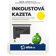 Alza Canon CLI-551 Gelb - Alternative Tintenpatrone