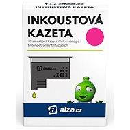 Alza Brother LC-123 Magenta - Alternative Tintenpatrone