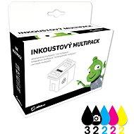 Alza PG-520BK + CLI-521 Multipack für Canon-Drucker - Alternative Tintenpatrone