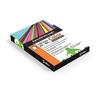 Alza Color A4 orange reflektierend - Büropapier