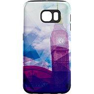 """MojePouzdro """"Big Ben"""" + Schutzbrille für Samsung Galaxy S7 - Schutzhülle von Alza"""
