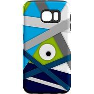 """MojePouzdro """"Alza sieht man,"""" + Schutzbrille für Samsung Galaxy S7 - Schutzhülle von Alza"""