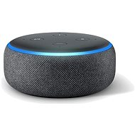 Amazon Echo Dot 3. Generation Holzkohle - Sprachassistent