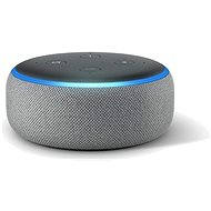 Amazon Echo Dot 3. Generation Heather Grey - Sprachassistent