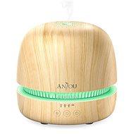 Anjou AJ-PCN082 hellbraunes Holz LED + 8 Arten von Düften, 5 ml