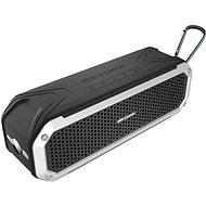 AlzaPower RAGE R2 Silber - Bluetooth-Lautsprecher