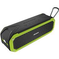 AlzaPower RAGE R2 grün - Bluetooth-Lautsprecher