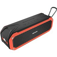 AlzaPower RAGE R2 rot - Bluetooth-Lautsprecher