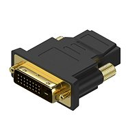 AlzaPower DVI-D (24 + 1) (M) zu HDMI (F) - Adapter