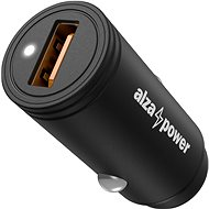 AlzaPower Car Charger X510 Fast Charge schwarz - Autoladegerät