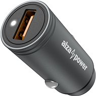 AlzaPower Car Charger X510 Fast Charge - grau - Autoladegerät