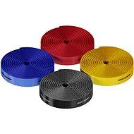 Kabelorganisator AlzaPower VelcroStrap+ Rolle - 4 x 1 m - Farbmix - Organizér kabelů