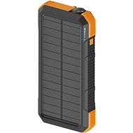 Powerbank AlzaPower SolarScout 20000 mAh - orange - Powerbanka