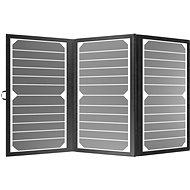 AlzaPower MAX-E 21W schwarz - Solarpaneel