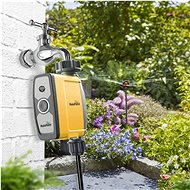 Aquanax Rainpoint AQRP001 - Intelligentes Wi-Fi-Ventil + Station - Bewässerungs-Set