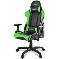 AROZZI Verona V2, schwarz/grün - Gaming-Stuhl