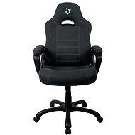 AROZZI ENZO Stoff schwarz - Gaming-Stuhl