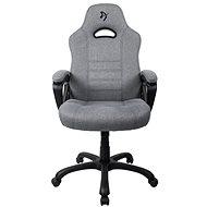 AROZZI ENZO Woven Fabric grau - Gaming-Stuhl