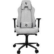 AROZZI Vernazza Soft Fabric, hellgrau - Gaming-Stuhl