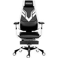 ANTARES Genidia Gaming weiß - Gaming-Stuhl