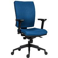 ANTARES 1580 Syn Gala Plus SL BN3 blau + AR08 Armlehnen - Bürostuhl