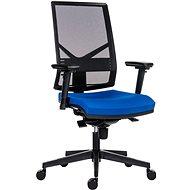 ANTARES 1850 Syn Omnia SL BN3 blau + AR08 Armlehnen - Bürostuhl