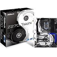 ASROCK Z270 Taichi - Motherboard