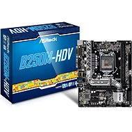ASROCK B250M-HDV - Motherboard